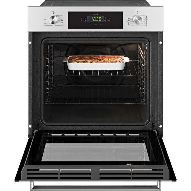 Candy FCP815X E0/E Built In Electric Single Oven - Stainless Steel - FCP815X E0/E_SS - 2