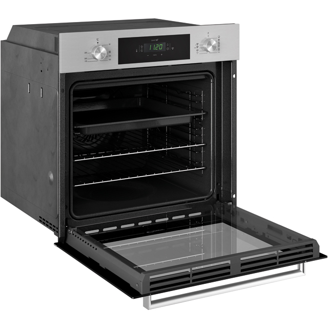 Candy FCP815X E0/E Built In Electric Single Oven - Stainless Steel - FCP815X E0/E_SS - 3