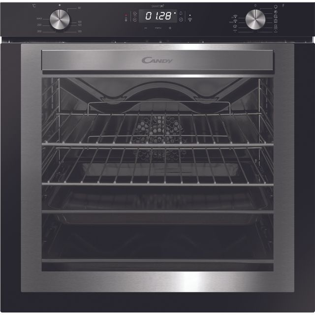 Candy Elite FCXNE825VX WIFI Built In Electric Single Oven - Black - FCXNE825VX WIFI_BK - 1