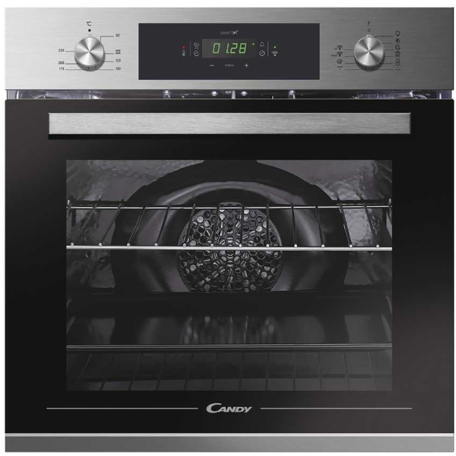 Candy FCXP825X E0/E Wifi Connected Built In Electric Single Oven - Stainless Steel - A Rated - FCXP825X E0/E_SS - 1