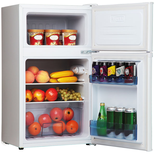 Amica FD1714 70/30 Fridge Freezer - White - A+ Rated
