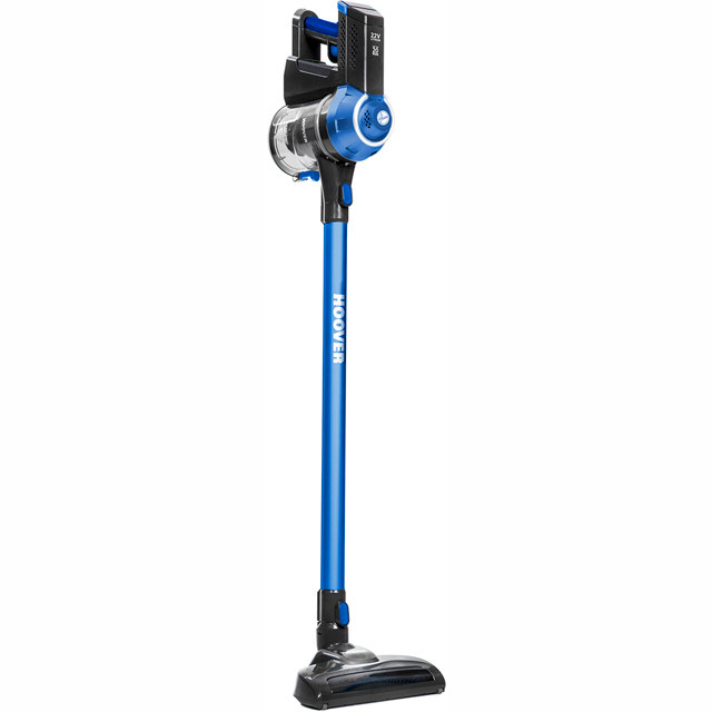 Hoover Freedom FD22L Cordless Vacuum Cleaner in Blue / Black