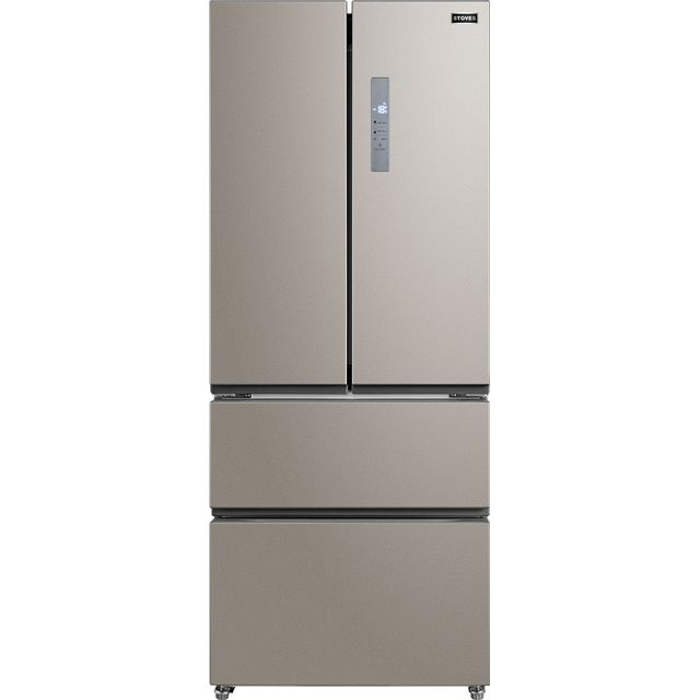 Stoves FD70189 American Fridge Freezer - Stainless Steel - A+ Rated