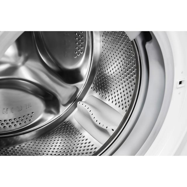 Hotpoint Ultima FDL9640K Washer Dryer - Black - FDL9640K_BK - 3