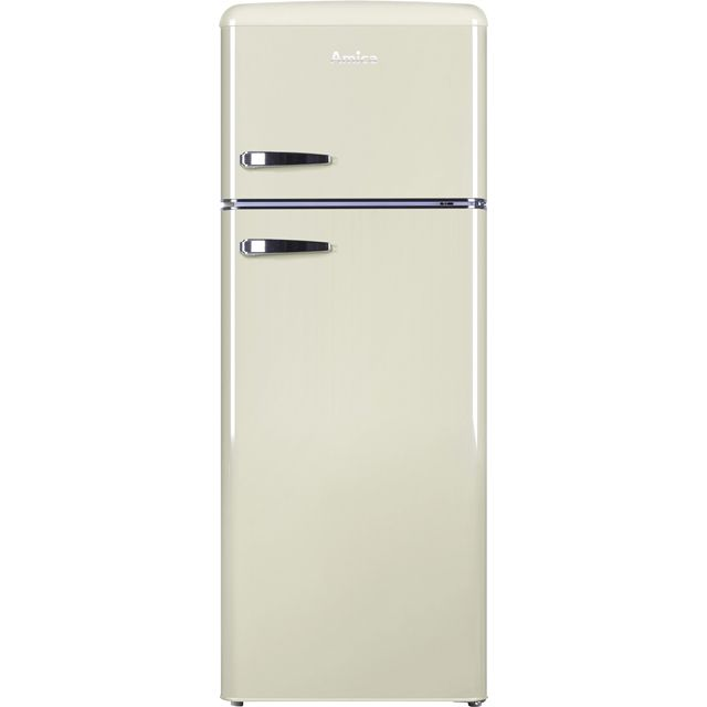 Amica FDR2213C 70/30 Fridge Freezer - Cream - A+ Rated - FDR2213C_CR - 1