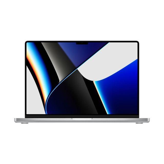 "Apple 16"" MacBook Pro, M1 Pro [2021] - 512GB SSD - Silver"