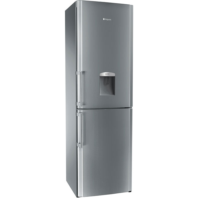 Hotpoint FFLAA58WDG 50/50 Frost Free Fridge Freezer - Graphite - A+ Rated