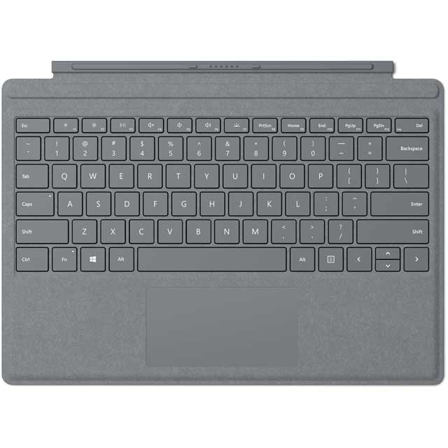 Microsoft Surface Signature Type Cover - Platinum