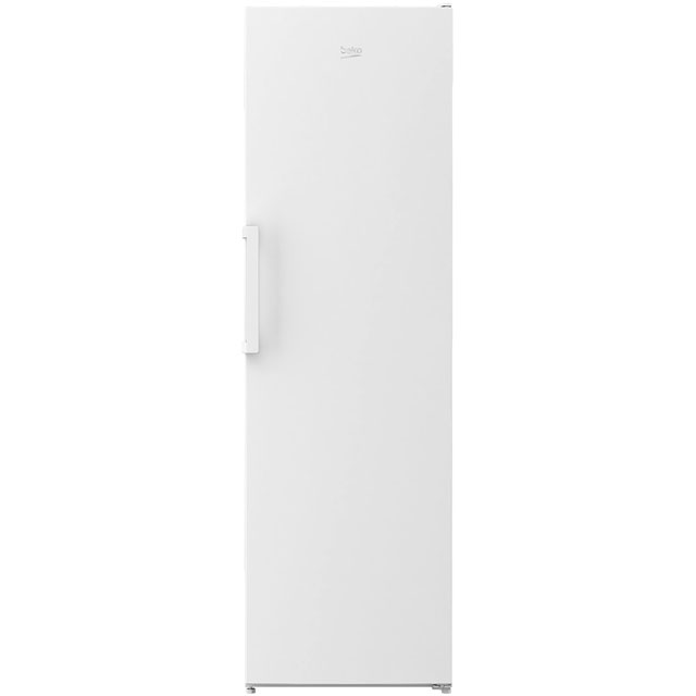 Beko FFP1577W Frost Free Upright Freezer - White - A+ Rated - FFP1577W_WH - 1