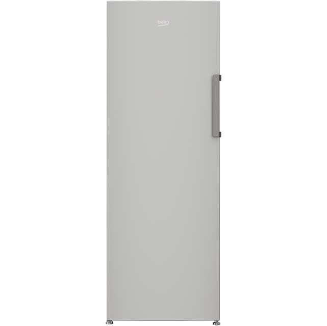 Beko FFP1671S Frost Free Upright Freezer - Silver - A+ Rated - FFP1671S_SI - 1