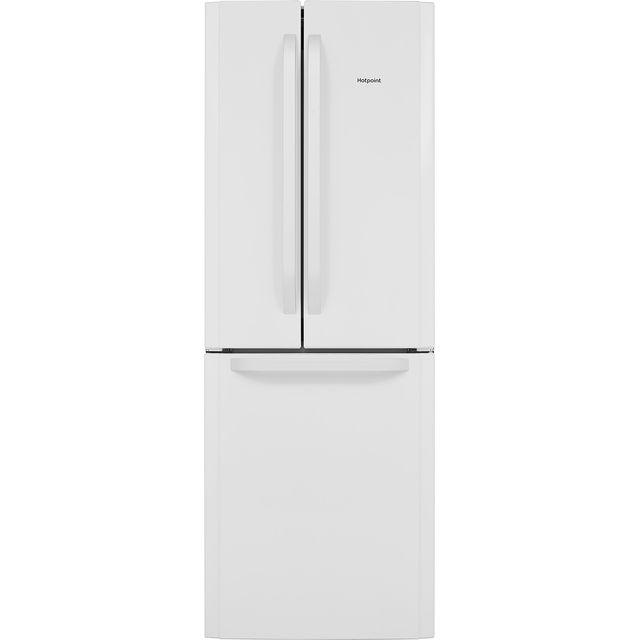 Hotpoint FFU3DW1 60/40 Frost Free Fridge Freezer - White - F Rated