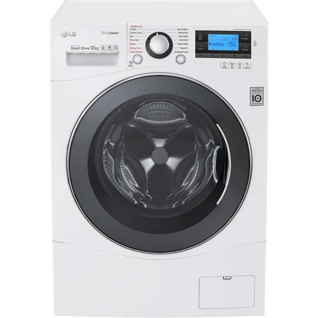 LG TrueSteam'Ñ¢ Free Standing Washing Machine review