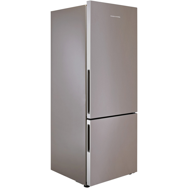 Fisher & Paykel RF402BRPX6 70/30 Frost Free Fridge Freezer - Stainless Steel - A+ Rated - RF402BRPX6_SS - 1