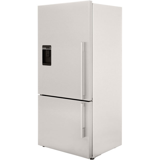 Fisher & Paykel Designer ActiveSmart E522BLXFDU4LH 70/30 Frost Free Fridge Freezer - Stainless Steel - A+ Rated - E522BLXFDU4LH_SS - 1
