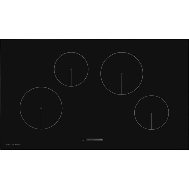 Fisher & Paykel CI904CTB1 90cm Induction Hob - Black - CI904CTB1_BK - 1