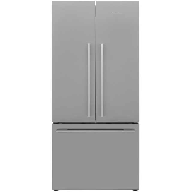 Fisher & Paykel Designer ActiveSmart RF522ADX4 American Fridge Freezer - Stainless Steel - A+ Rated - RF522ADX4_SS - 1