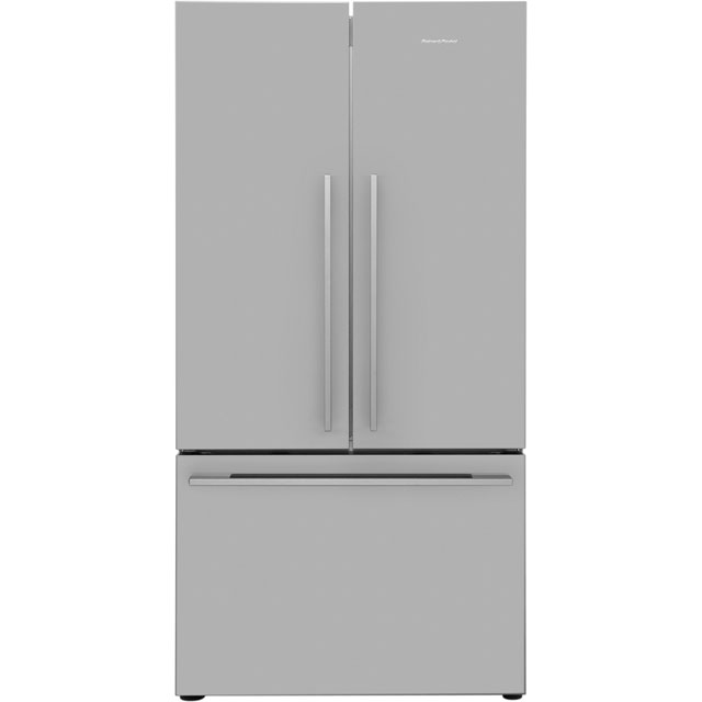 Fisher & Paykel Designer ActiveSmart RF610ADX4 American Fridge Freezer - Stainless Steel - A+ Rated - RF610ADX4_SS - 1