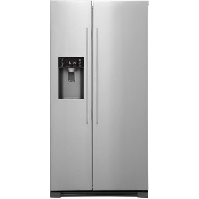 Fisher & Paykel Designer ActiveSmart RX611DUX1 American Fridge Freezer - Stainless Steel - A+ Rated