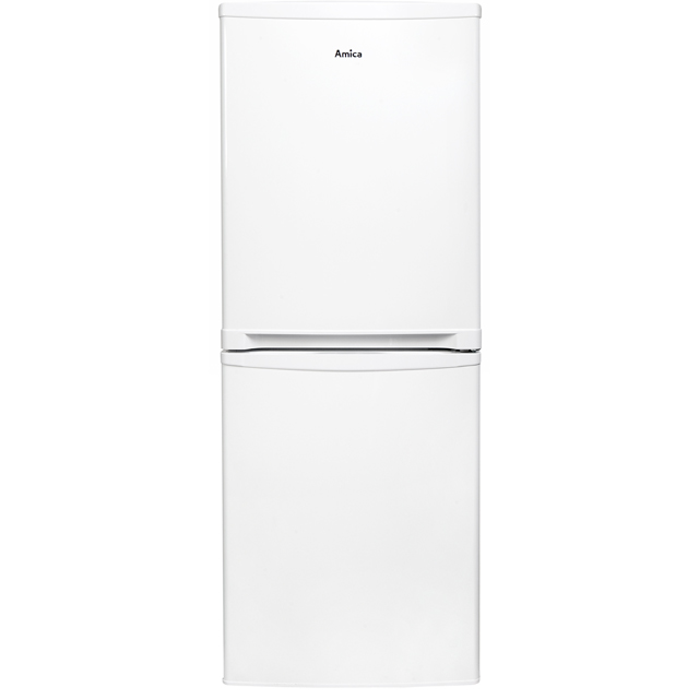 Amica FK1964 50/50 Fridge Freezer - White - A+ Rated - FK1964_WH - 1