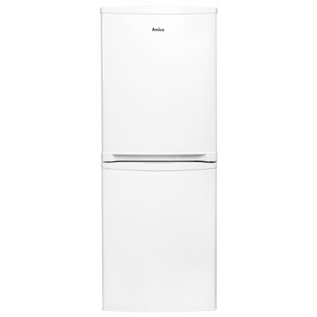 Amica FK1964 50/50 Fridge Freezer - White - A+ Rated