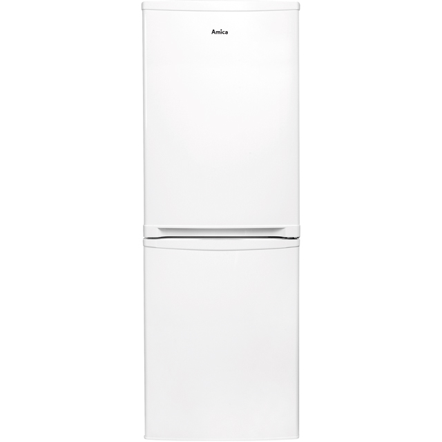Amica FK1974 50/50 Fridge Freezer - White - A+ Rated - FK1974_WH - 1