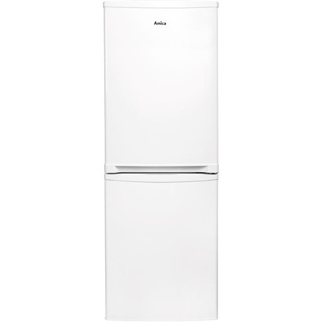 White Fridgemaster MUL55137 84x56cm 137L Freestanding Larder Fridge