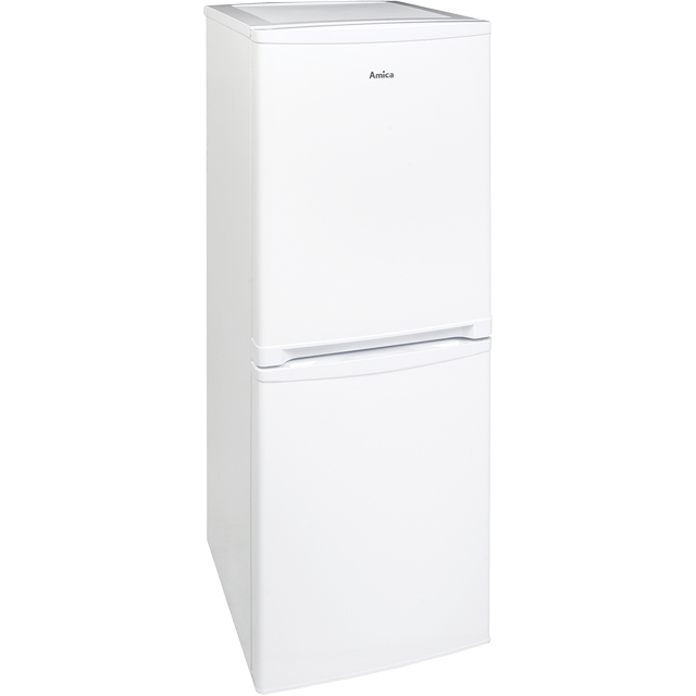 Amica FK1984 50/50 Fridge Freezer - White - A+ Rated - FK1984_WH - 1