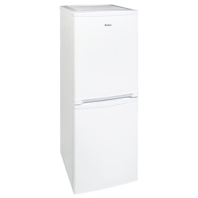 Amica FK1984 50/50 Fridge Freezer - White - A+ Rated