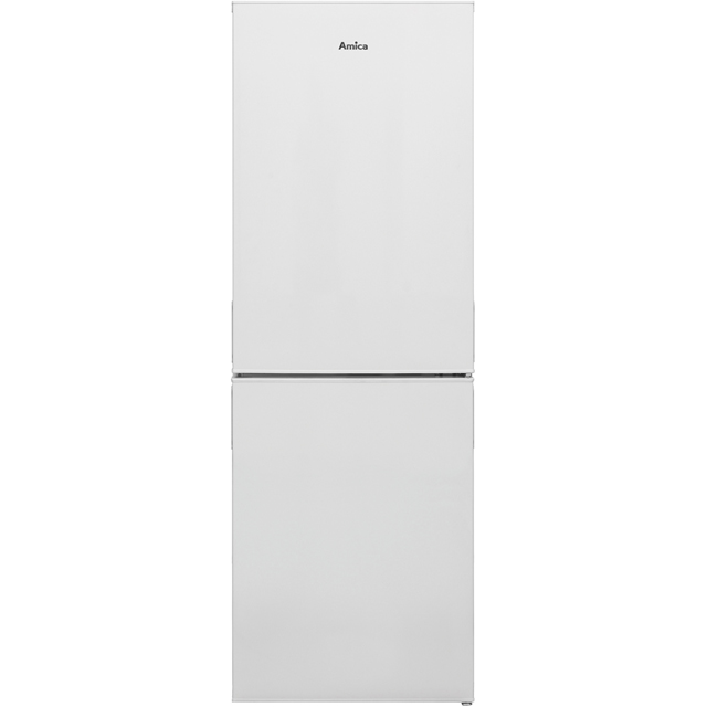 Amica FK2623F 50/50 Frost Free Fridge Freezer - White - A+ Rated - FK2623F_WH - 1