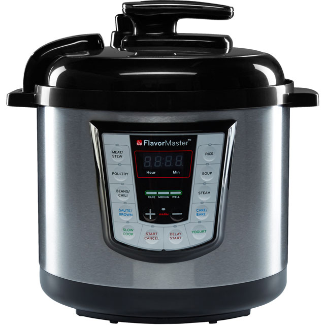 Thane FlavorMaster Multi Cooker in Silver
