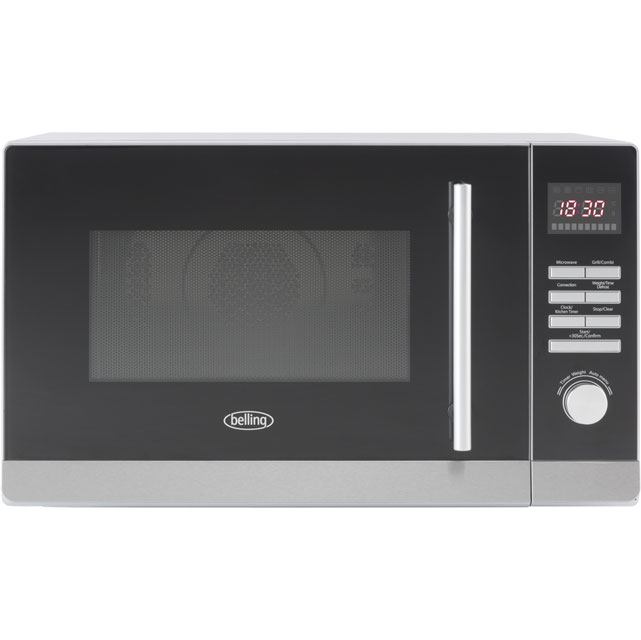 Belling Fm2890c 28 Litre Combination Microwave Oven Stainless Steel