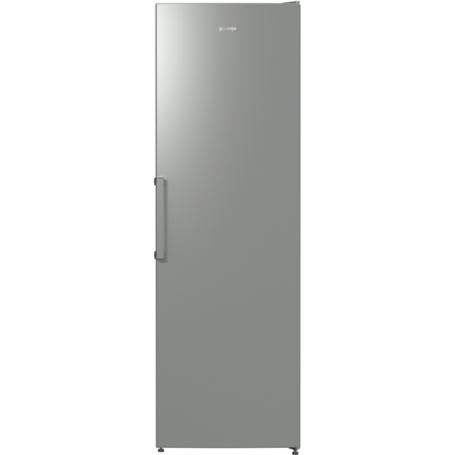Gorenje FN6192CXUK Upright Freezer - Stainless Steel - FN6192CXUK_SS - 1
