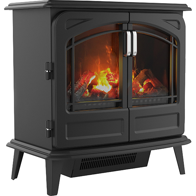 Dimplex Fortrose FOR20 Log Effect Electric Stove - Graphite - FOR20_GH - 1