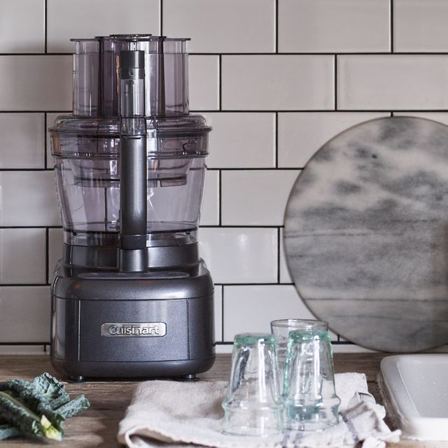 Cuisinart Style Collection FP1300U 3 Litre Food Processor With 7 Accessories - Grey