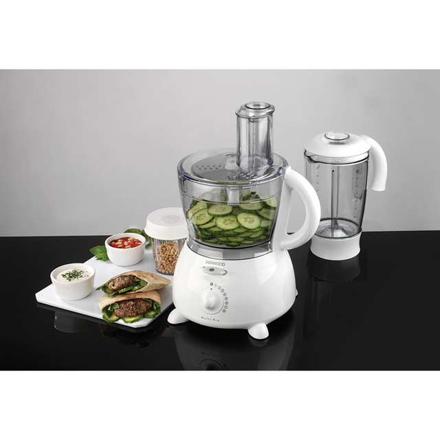 cuisinart food processor raw food