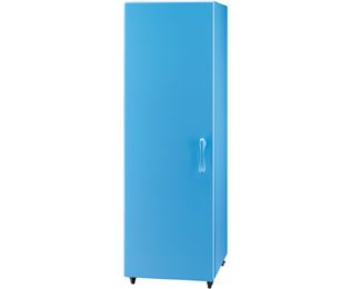 Smeg FPD34AS-1 60/40 Fridge Freezer - Pastel Blue - FPD34AS-1_PB - 1