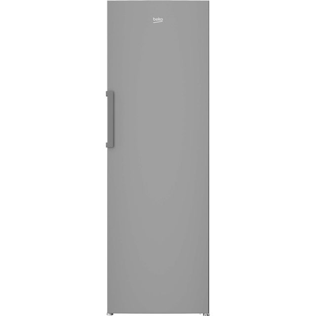 Beko FRFP1685X Upright Freezer - Stainless Steel - FRFP1685X_SS - 1