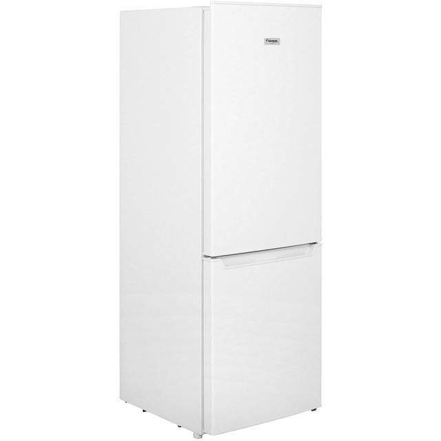 Fridgemaster MC50165 Fridge Freezer - White - MC50165_WH - 1