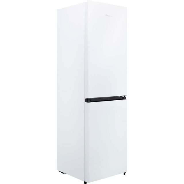 Fridgemaster MC55251M Fridge Freezer - White - MC55251M_WH - 1