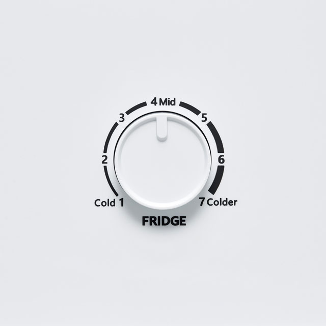Fridgemaster MC55251M 50/50 Frost Free Fridge Freezer - White - MC55251M_WH - 3