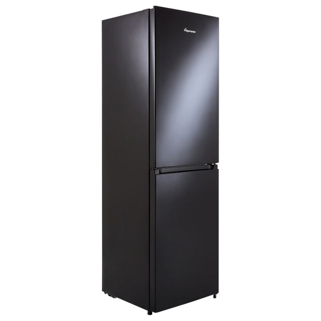 Fridgemaster MC55251MB Fridge Freezer - Black - MC55251MB_BK - 1