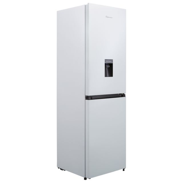 Fridgemaster MC55251MD 50/50 Frost Free Fridge Freezer - White - A+ Rated - MC55251MD_WH - 1
