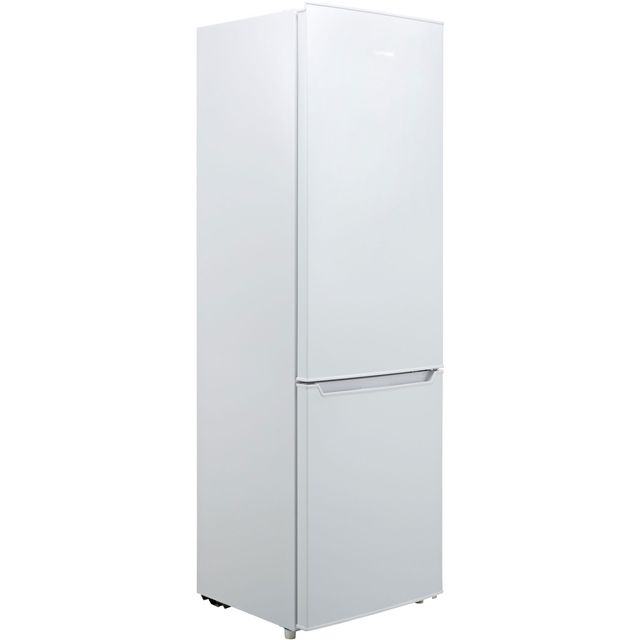 Fridgemaster MC55264A Fridge Freezer - White - MC55264A_WH - 1