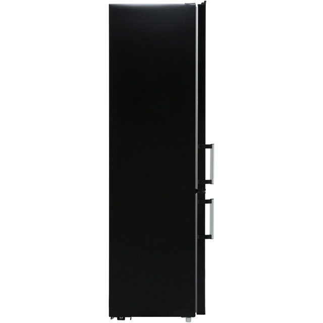Fridgemaster MC55264DS 70/30 Fridge Freezer - Silver - MC55264DS_SI - 5