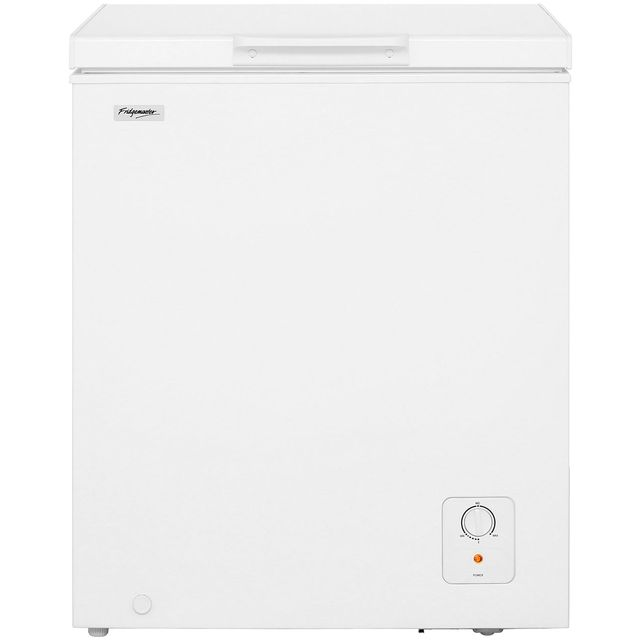 Fridgemaster MCF139 Chest Freezer - White - MCF139_WH - 1