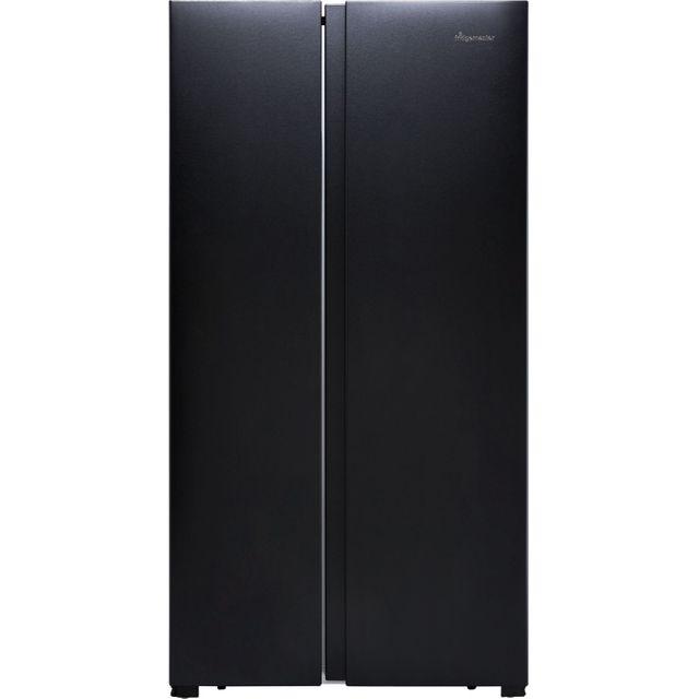 Fridgemaster MS91518FBS American Fridge Freezer