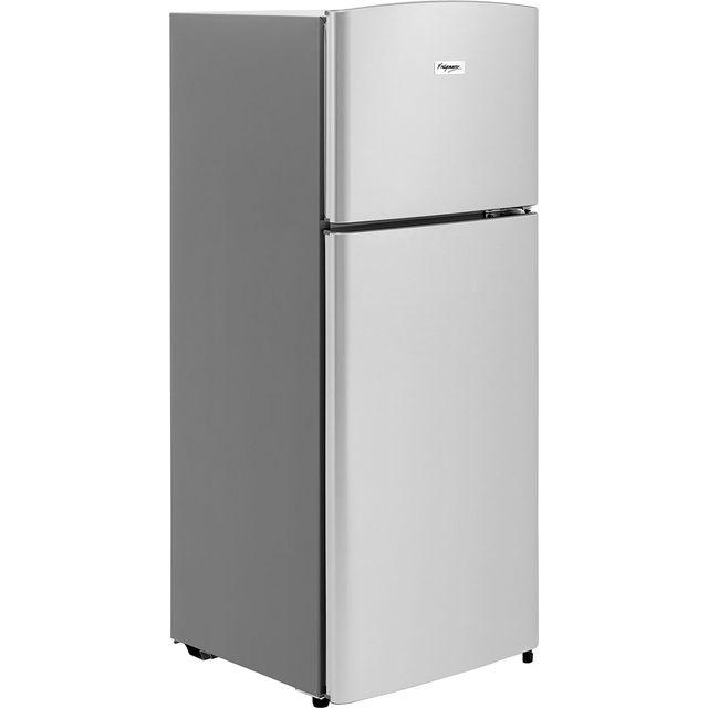 Fridgemaster MTM48120S 80/20 Fridge Freezer - Silver - A+ Rated