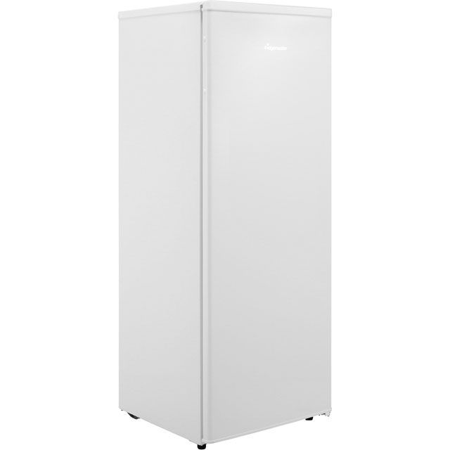 Fridgemaster MTZ55160 Upright Freezer - White - A+ Rated - MTZ55160_WH - 1