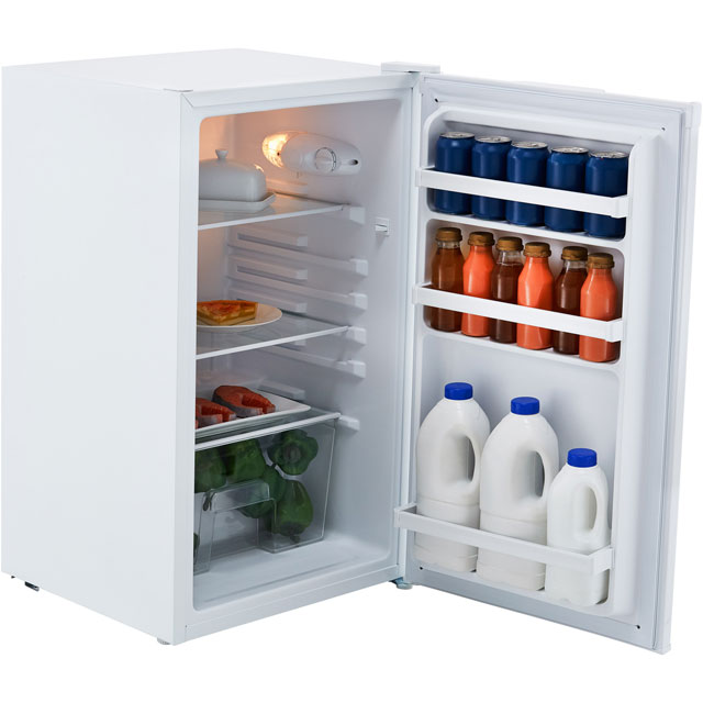 Fridgemaster MUL49102M Fridge - White - MUL49102M_WH - 2