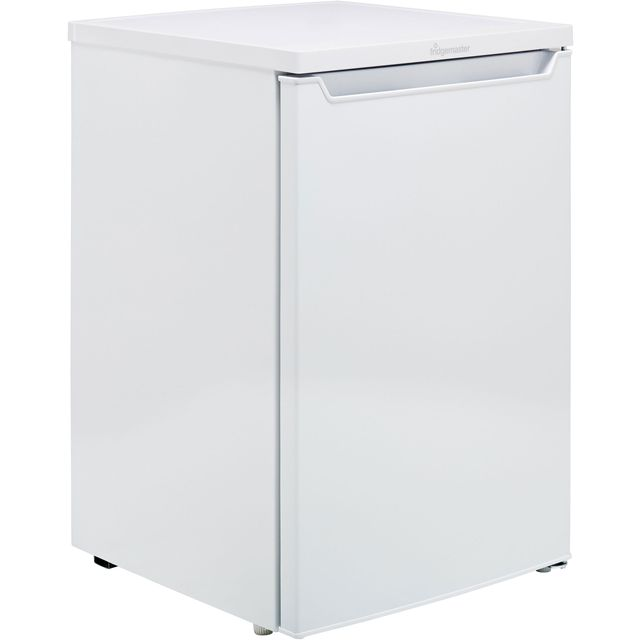 Fridgemaster MUL55137M Fridge - White - A+ Rated - MUL55137M_WH - 1